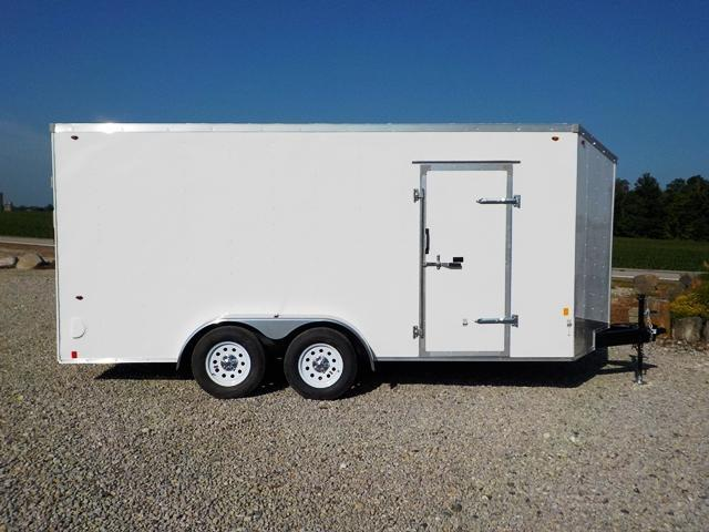 2020 Interstate SFC 716 TA2 Enclosed Cargo Trailer