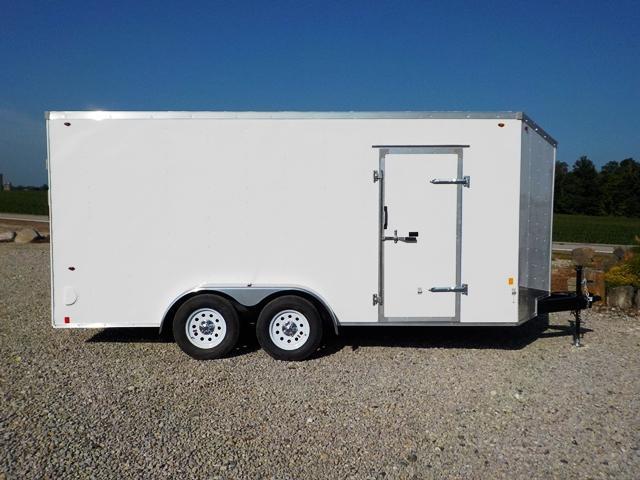 2020 Interstate SFC 716 TA2 Enclosed Cargo Trailer in Ashburn, VA