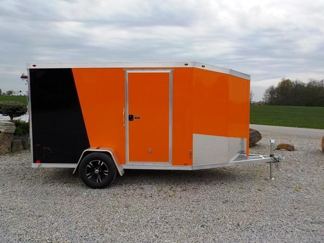 2017 ONE by Interstate XTR 610 SAFS Enclosed Motorcyle/Enclosed Trailer