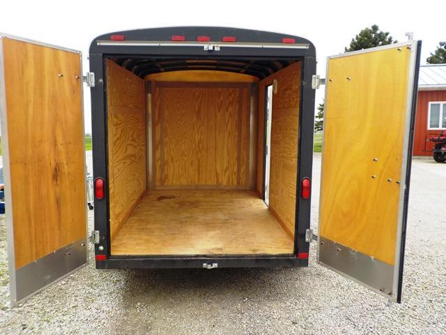 2016 Homesteader CHALLENGER 610 CS Enclosed Cargo Trailer