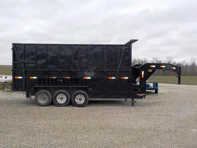 2017 Chubbs DURA DUMP HD 18 Dump Trailer **USED**