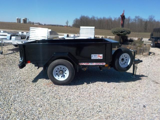 2018 Liberty LD5K60X8LP Dump Trailer
