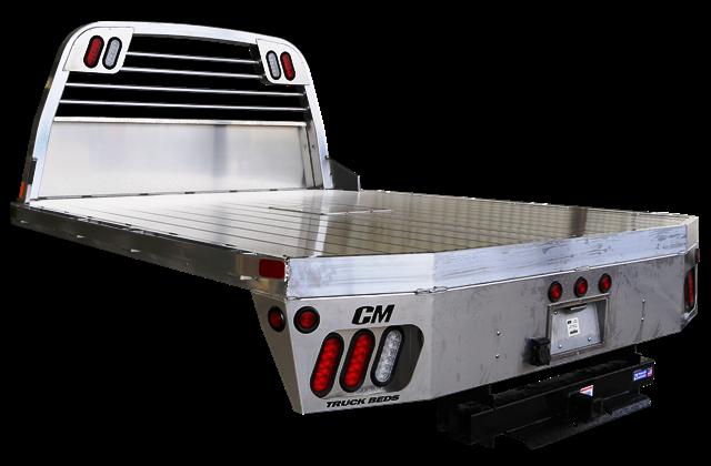 "2018 CM AL RD Truck Bed - 8'6"" / 97"" / 56"" -58"" / 42"""