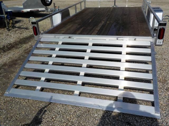2019 Quality Steel and Aluminum 8212 ALDX3.5KSA Utility Trailer