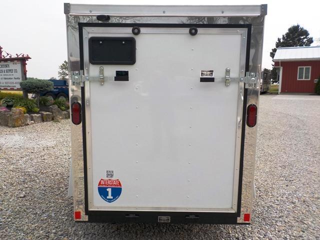 2017 Interstate SFC 58 SAFS Enclosed Cargo Trailer