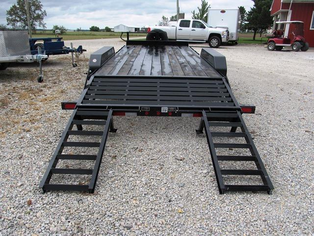 2019 Big Tex Trailers 14ET- 20BK-KR Equipment Trailer