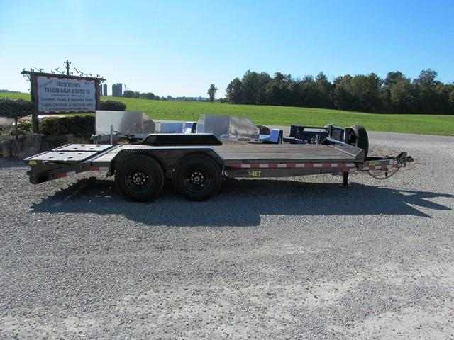2019 Big Tex Trailers 14ET 18BK MR Equipment Trailer