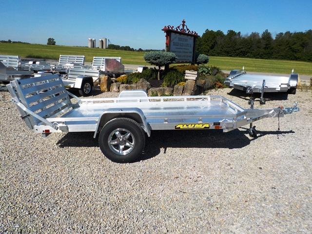 2018 Aluma 7710 H BT Utility Trailer in Ashburn, VA