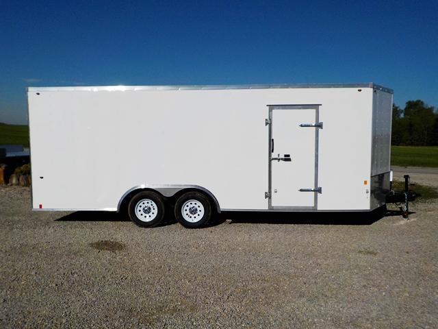 2019 Interstate IFC 820 TA2 XLT Enclosed Cargo Trailer
