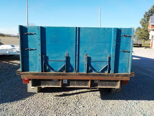 2005 Hoelscher Brothers 90 16 Flatbed Trailer - **USED**