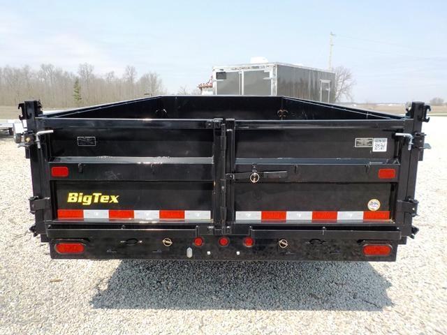 2018 Big Tex Trailers HEAVY DUTY 16LX-16 Dump Trailer