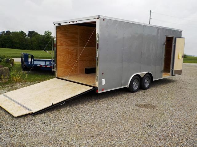 2019 Interstate IFC 820 TA2 XLT Enclosed Cargo Trailer