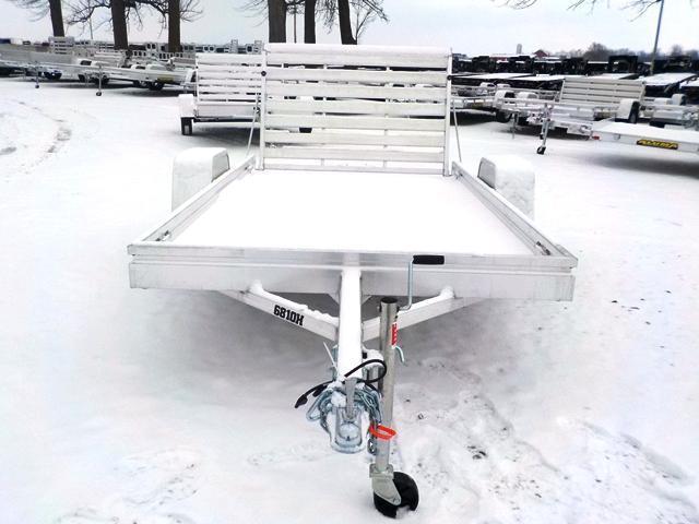 2018 Aluma 6810 H Utility Trailer