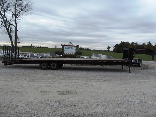2013 Trailerman Trailers Inc. HHG8305F14 Equipment Trailer **USED** in Ashburn, VA