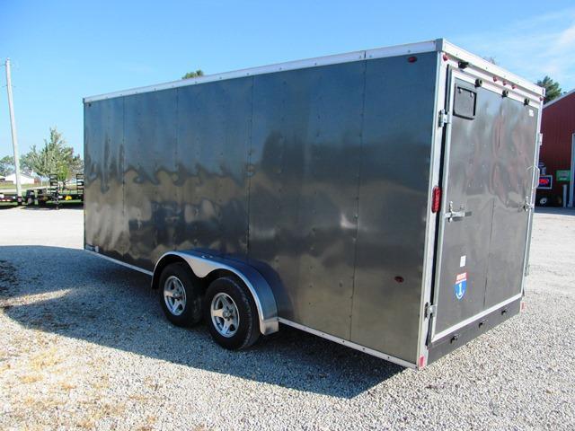 2017 Interstate SFC 718TA2 Enclosed Cargo Trailer **USED**