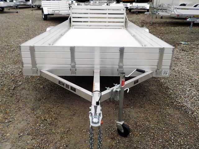 2020 Aluma 8114 SS BT Utility Trailer