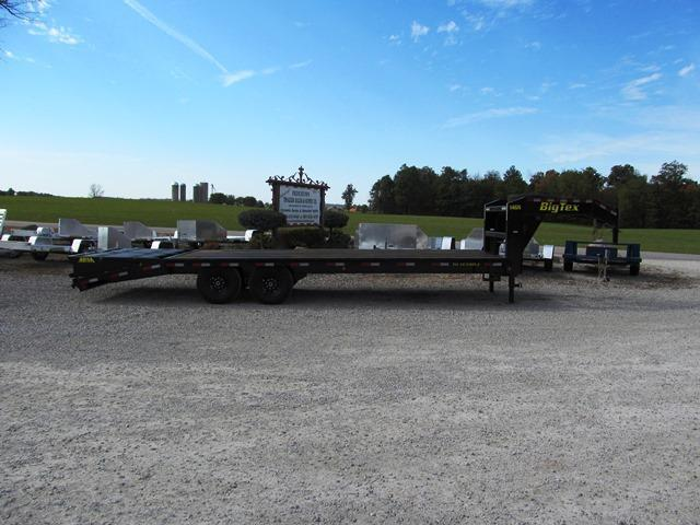 2019 Big Tex Trailers 14GN 20BK + 5MR Equipment Trailer