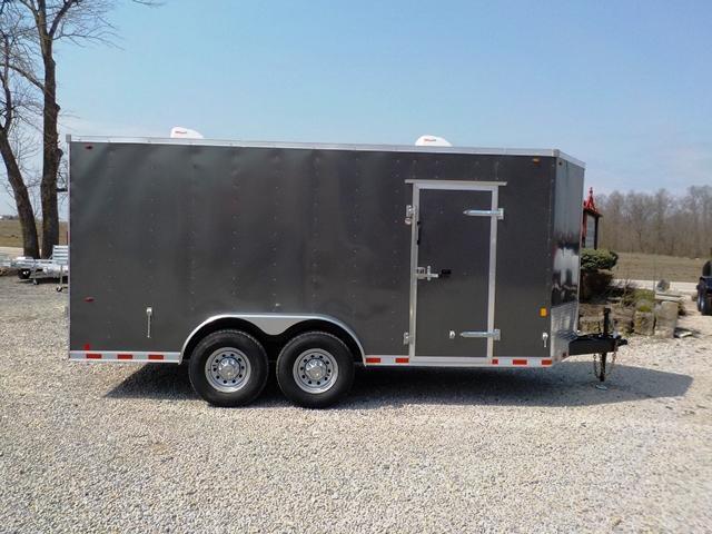 2018 Interstate IFC 716 TA5 Enclosed Cargo Trailer