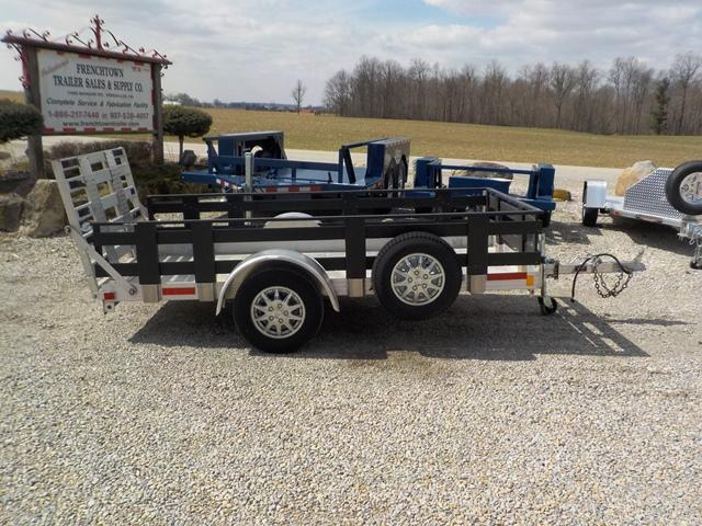 2011 Homesteader 510 ALS Utility Trailer ** USED **