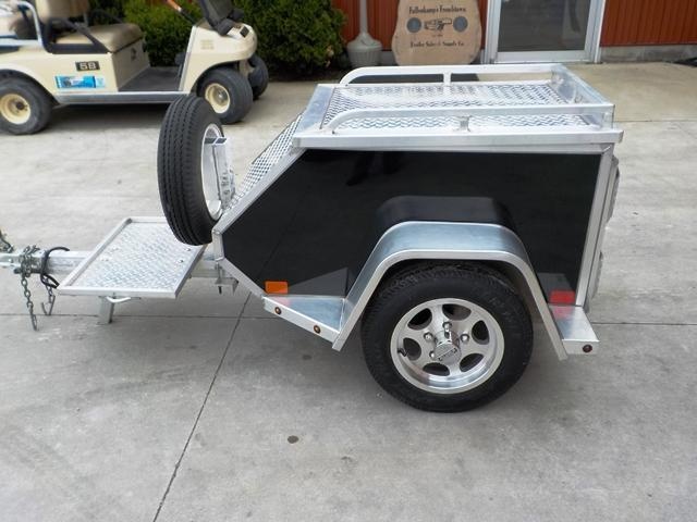 2012 Aluma MCT TOW-ABLE Enclosed Cargo Trailer