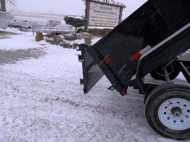 2018 Big Tex Trailers 14LX-12 Dump Trailer