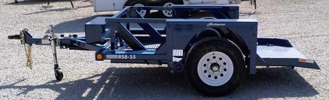 2015  AirTow RS8-32 Utility Trailer