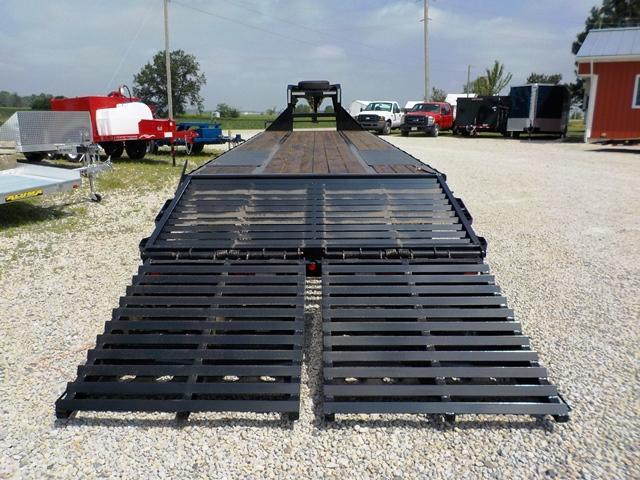 2019 Big Tex Trailers 22GN 28 5 Equipment Trailer
