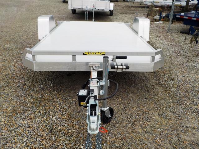 2020 Aluma 8214 HS TILT Utility Trailer