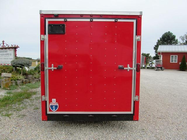 2019 Interstate SFC 716 TA2 Enclosed Cargo Trailer