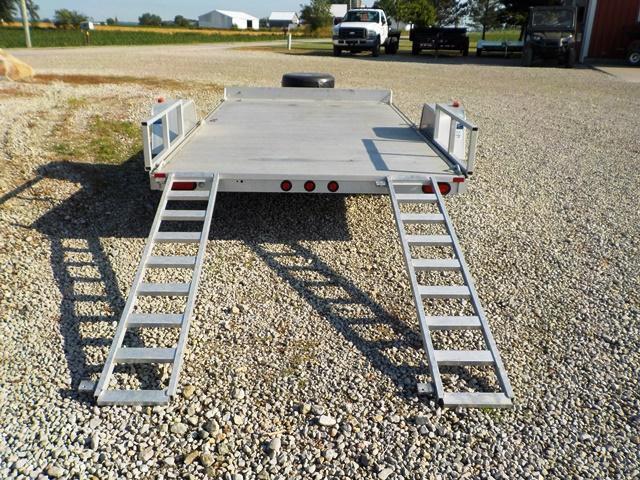 2013 Aluma 8112 SR Utility Trailer ** USED **
