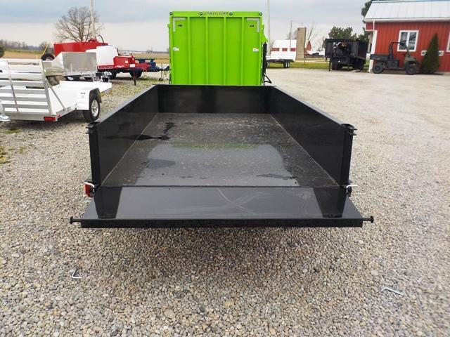 2018 Bri-Mar DTR 510LP - 5 - D Dump Trailer