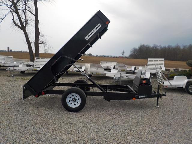 2018 Bri-Mar DTR 510LP - 5 - D Dump Trailer