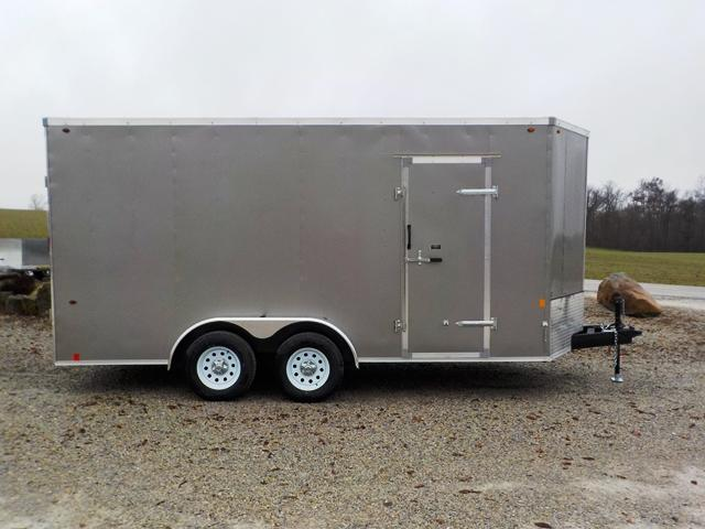 2019 Interstate IFC 716TA2 Enclosed Cargo Trailer in Ashburn, VA