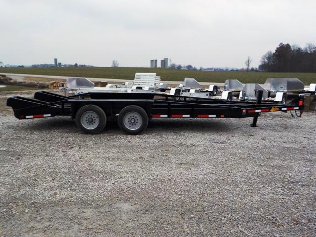 1993 Belshe T-182EP Equipment Trailer