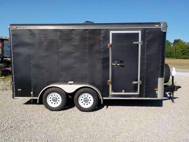 2003 Haulmark KD714 Enclosed Cargo Trailer **USED**