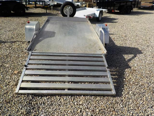 2016 Aluma 6310 LW BT Utility Trailer **USED**