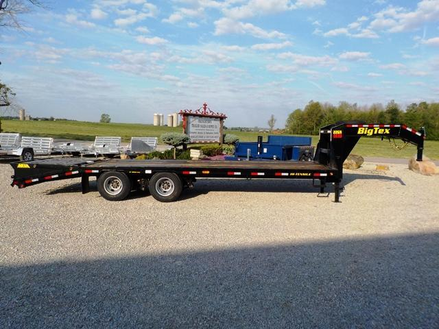 2020 Big Tex Trailers 22GN 20 5 Equipment Trailer