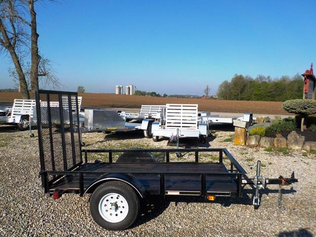 2017 Carry-On 5x8 SPW Utility Trailer