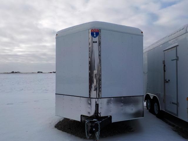 2018 Interstate IWD 814 TA3 XLT Enclosed Cargo Trailer