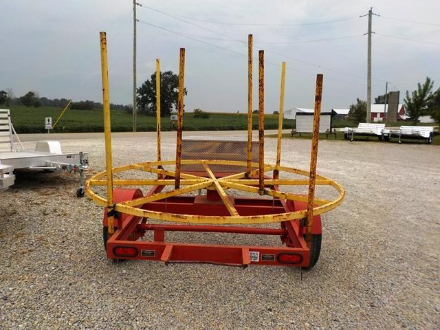 2005 Homemade SPOOL Utility Trailer - **USED**