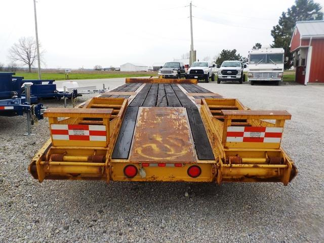2008 SuperLine DO10T202ALP Equipment Trailer