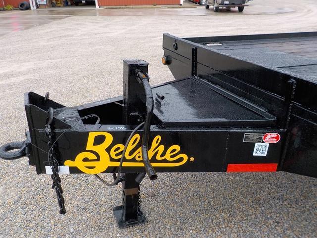 1999 Belshe T-9 2EP Equipment Trailer **USED**