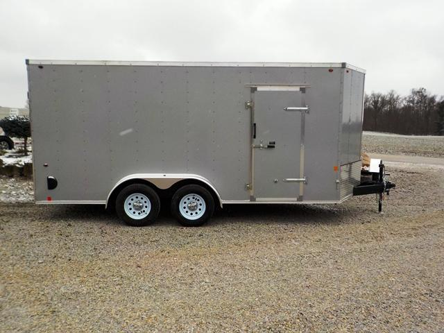2019 Interstate IFC 716 TA2 Enclosed Cargo Trailer