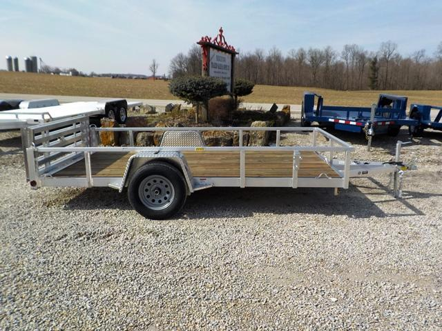 2019 Quality Steel and Aluminum 8012 ALDX3.5KSA Utility Trailer