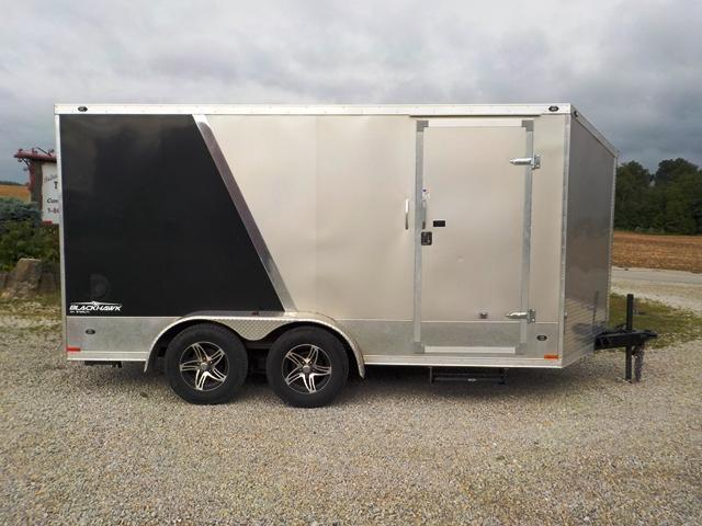 2014 Stealth Trailers SBH 714 TA2 Enclosed Cargo Trailer