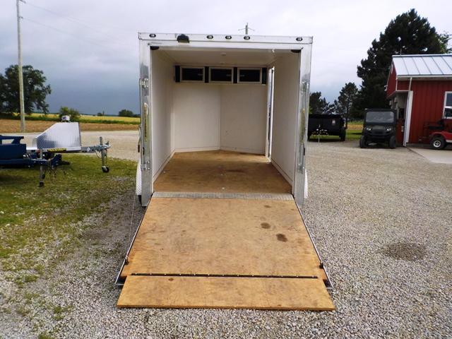 2014 Stealth Trailers SBH 714 TA2 Enclosed Cargo Trailer