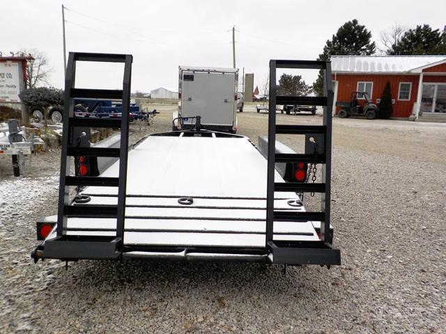 2018 Belshe BF11 - 2EP Equipment Trailer