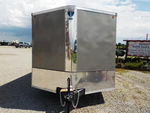 2020 Interstate IFC 820 XLT TA3 Enclosed Cargo Trailer
