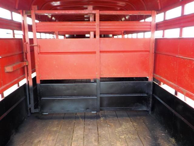 1993 CornPro Trailers SG24 Livestock Trailer