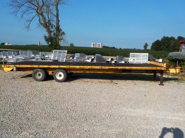 1996 Econoline MP 422 FE Equipment Trailer **USED** AS-IS**